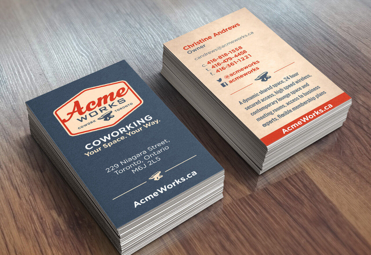 Marketing branding web design and advertising agency in halifax stationary design and brand design business cards colourmoves